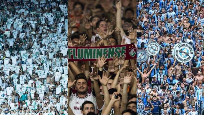 Confira o faturamento dos clubes brasileiros por torcedor em 2018