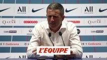 Laurey «On a fait le match qu'il fallait...» - Foot - L1 - Strasbourg