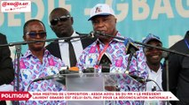 Giga meeting de l'opposition - Assoa Adou, SG du FPI «Le président Laurent Gbagbo est celui qu'il faut pour la réconciliation nationale»