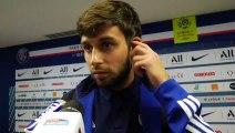"""Sanjin Prcic : """"On a fait un très gros match"""""""