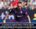 "3e j. - Montella : ""Je félicite Ribéry pour son grand match"""
