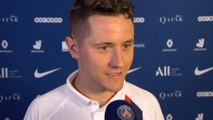 Paris  Saint-Germain - RC Strasbourg 19-20: post game interviews