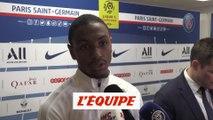 Diallo «Strasbourg a fait du très bon travail» - Foot - L1 - PSG