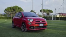 Fiat 500X Sport Trailer