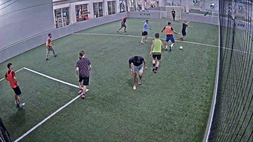 09/14/2019 19:00:01 - Sofive Soccer Centers Brooklyn - Santiago Bernabeu