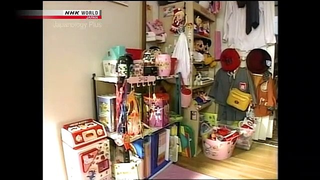 Japanology Plus - Tidying Up
