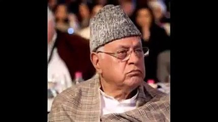 dr farooq abdullah has been detained under psa