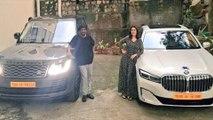 Puri Jagannadh & Charmy Kaur Bought Range Rover Vogue And BMW 7 Series Car
