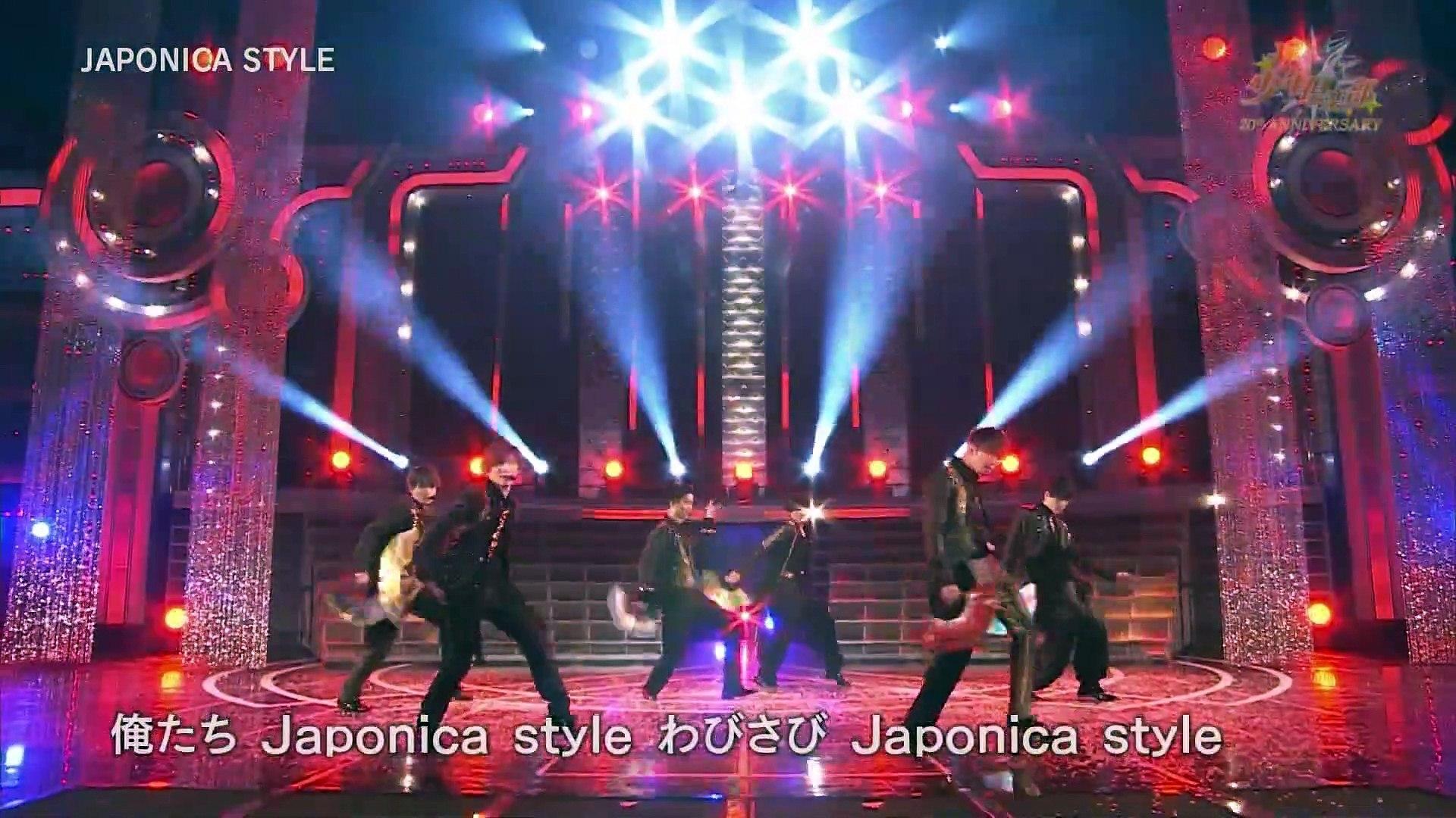 スタイル Sixtones ジャポニカ