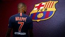 عين على الانتقالات: برشلونة يبدأ ملاحقة مبابي بدلاً من نيمار