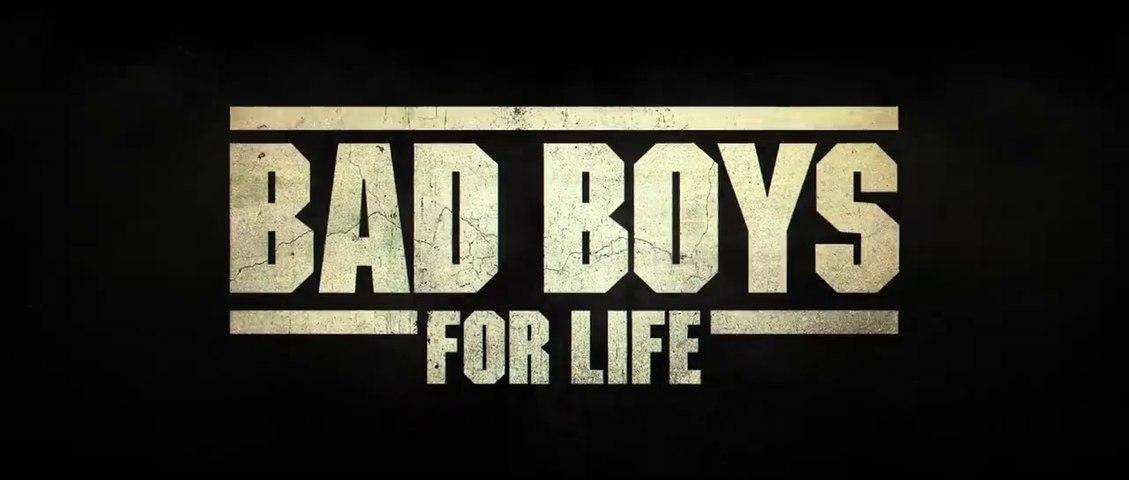 BAD BOYS FOR LIFE -