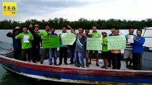 风灾后又疑垃圾场排污水 20户养鱼场逾百吨鱼死