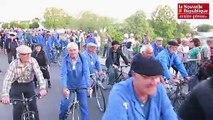 VIDEO. Châtellerault : les festivités du bicentenaire de la Manu démarrent fort