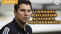 Leandro Cufré consideró que no fue leal llamados de seleccionados Sub 22 | Conferencia
