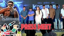 KAAPPAAN MOVIE PRESS MEET - PART-3 | SURYA | ARYA | SHAYYESHAA| MOHANLAL| KV ANAND | FILMIBEAT TAMIL