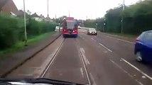 Man filmed tram surfing in Sheffield