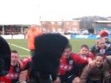 Division 3B: 16è journée(03.02.08): RFC Liège - RC Mol-Wezel 3-0