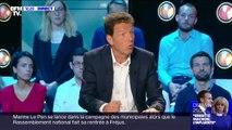 """Geoffroy Roux de Bézieux: """"Le Medef n'a pas attendu Emmanuel Macron pour dire que l'entrepreneuriat n'est pas réservé aux start-up"""""""