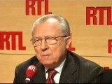 """Jacques Delors est """"l'invité de RTL"""" (04 février 2008)"""