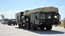"""MSB: """"S-400'lerin ikinci batarya malzemelerinin Ankara'ya intikali tamamlandı"""""""