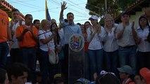 """Guaidó a Colombia """"No le sigan el juego a Maduro"""" por lo de las fotos"""
