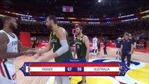 Petite finale - La France décroche le bronze