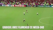 Le top but du week-end de Gabigol avec Flamengo