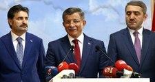 Ahmet Davutoğlu'ndan sonra AK Parti'de istifalar: Eski milletvekilleri ve il başkanları da partiden ayrıldı