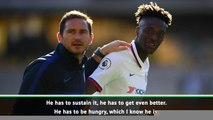 England or Nigeria? It's up to Abraham - Lampard