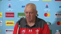 Time for experimenting is over - Gatland