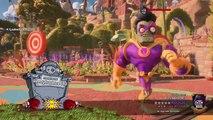 PvZ: Battle for Neighborville Ninja Mushroom + Dragon Gameplay (2019) Xbox One