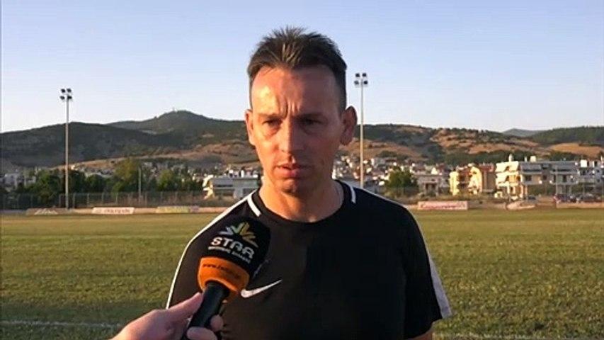 Kαλύβια-Νίκη Αγίας Παρασκεύης 2-1 (κύπελλο Φθιώτιδας)