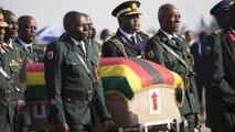 Ex-Zimbabwe leader Mugabe to be buried at national monument