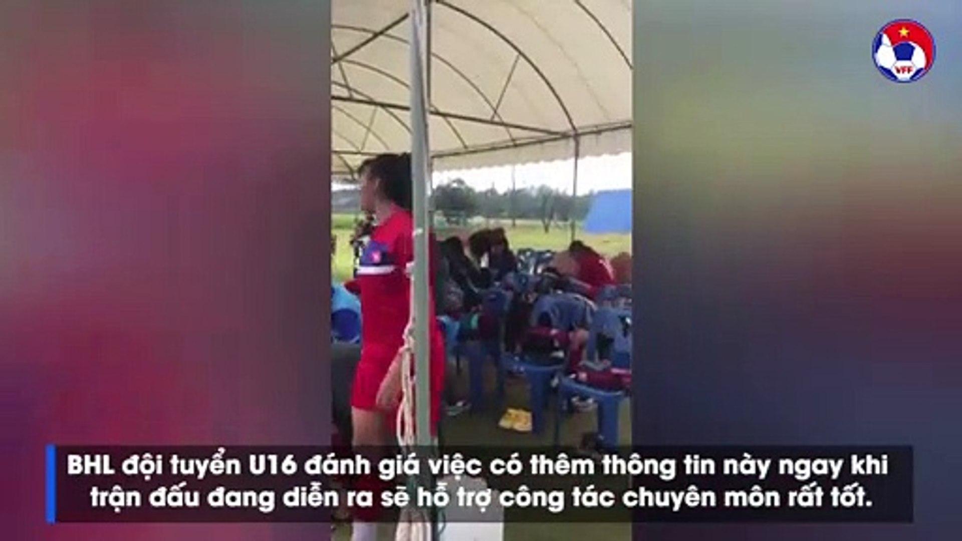 U16 Việt Nam quyết tâm trước trận gặp CHDCND Triều Tiên tại VCK U16 nữ châu Á 2019 | VFF Channel
