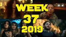Top 20 Songs Of The Week - September 21, 2019 (Week 37)