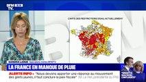 La sécheresse touche de nouveau la France hexagonale