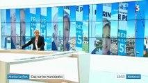 Politique : Marine Le Pen lance la bataille des municipales