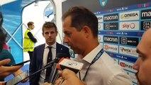 Video / Spal - Lazio 2-1, parla Colombarini