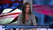 Betsy DeVos Gives Students Middle Finger