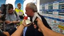 Video /Spal - Lazio 2-1, parla Mattioli