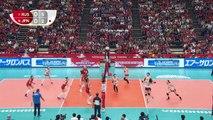 Russia vs. Japan - Match Highlights