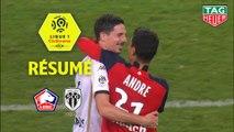 LOSC - Angers SCO (2-1)  - Résumé - (LOSC-SCO) / 2019-20