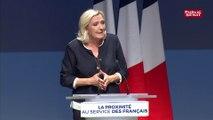 Marine Le Pen veut lancer la « démétropolisation » en France