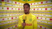 FC Nantes - Stade de Reims : la réaction des joueurs