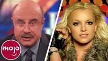 Top 10 Behind the Scenes Dr. Phil Scandals