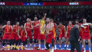 Spain win second title with big win over Argentina