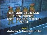 Teenage Mutant Hero Turtles - 069. Marmor, Stein und Eisen bricht, aber unsere Turtles nicht