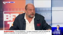"""Éric Dupond-Moretti: Isabelle Balkany peut """"légalement"""" exercer son rôle de maire"""