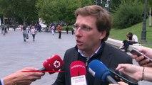 Almeida entrega el testigo de la Vuelta Ciclista a Utrech