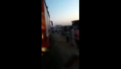 AA: Suriye-Türkiye sınırında 12 kişi yaşamını yitirdi